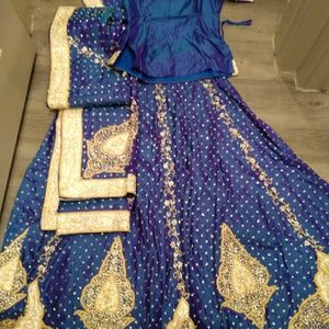 Dresses & Skirts - Indian wedding bridal dress
